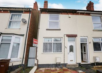 Thumbnail 2 bedroom semi-detached house for sale in Deans Road, Eastfield, Wolverhampton