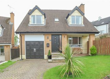 Thumbnail 4 bed detached house for sale in The Brackens, Newtownabbey, County Antrim