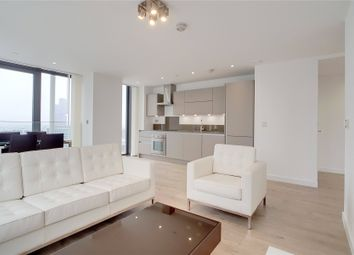 Thumbnail 2 bed flat to rent in Stratosphere, Station Street, London