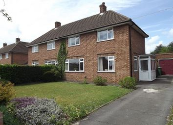 Thumbnail 3 bed semi-detached house to rent in Abbey Avenue, St Albans