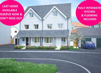 Thumbnail 3 bed semi-detached house for sale in Walters Field, Roundswell, Barnstaple