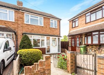 Thumbnail 3 bed end terrace house for sale in Mawneys, Romford, Essex