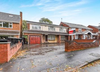 Thumbnail 4 bed detached house for sale in Birmingham Road, Walsall