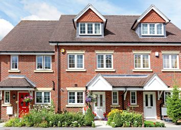 Thumbnail 3 bed terraced house for sale in Sycamore Road, Lindford