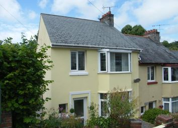 Thumbnail 3 bed end terrace house for sale in Torquay, Devon