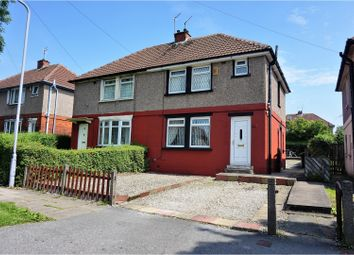 Thumbnail 3 bed semi-detached house for sale in Radcliffe Avenue, Bradford