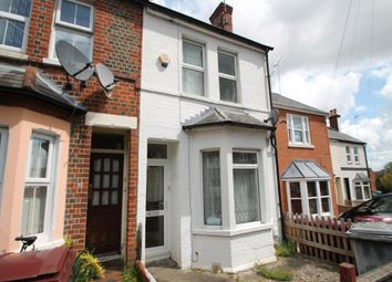 Thumbnail 3 bedroom terraced house to rent in Westbourne Terrace, Reading
