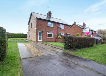 Thumbnail 2 bed semi-detached house for sale in Town Lane, Castle Acre, King's Lynn