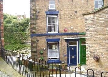 Thumbnail 3 bed semi-detached house for sale in Wesley Square, Staithes, Saltburn-By-The-Sea, North Yorkshire