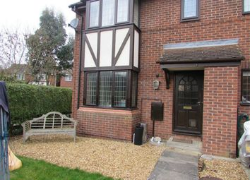 Thumbnail 2 bedroom semi-detached house to rent in Tamar Close, St. Ives, Huntingdon