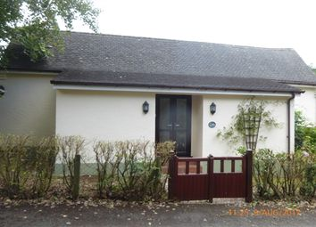 Thumbnail 1 bed detached house to rent in Victoria Road, Hatherleigh, Okehampton