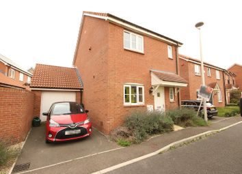 Thumbnail 3 bed detached house for sale in South Hayes Meadow, Cranbrook, Exeter