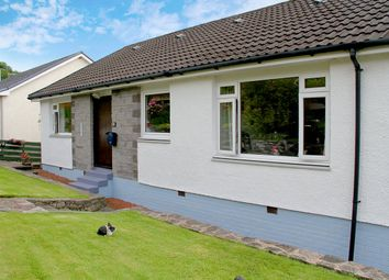 Thumbnail 3 bedroom detached bungalow for sale in Fernoch Park, Lochgilphead