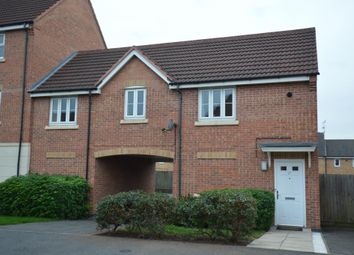 Thumbnail 2 bedroom end terrace house for sale in Alonso Close, Chellaston, Derby