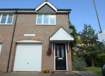 Thumbnail 2 bed maisonette to rent in Swansmere Close, Walton-On-Thames