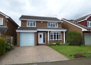 Thumbnail 4 bed detached house for sale in Tonbridge Close, Bury