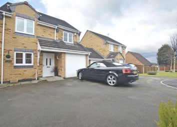 Thumbnail 4 bed detached house for sale in Blake Close, Hinckley, Leicestershire
