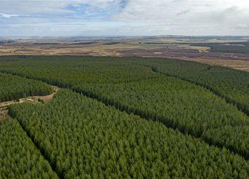Thumbnail Land for sale in Chracairnie Forest, Dorrery, Caithness