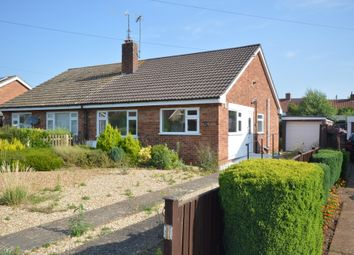 Thumbnail 2 bedroom detached bungalow for sale in Queen Elizabeth Drive, Dersingham, Kings Lynn, Norfolk