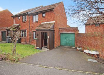 Thumbnail 2 bed semi-detached house for sale in Cheyney Walk, Westbury