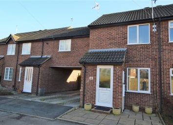 2 bed terraced house for sale in Deanside Drive, Loughborough LE11