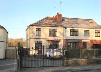 Thumbnail 3 bed semi-detached house for sale in Bowshaw, Dronfield, Derbyshire