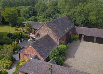 Thumbnail 4 bed barn conversion for sale in Bodymoor Heath, Sutton Coldfield