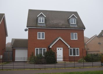 Thumbnail 5 bed detached house to rent in Sterling Way, Cambourne