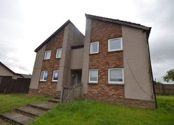 Thumbnail 1 bed flat for sale in Glen Almond, Whitburn