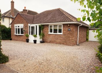 Thumbnail 2 bed detached bungalow for sale in Prospect Road, Market Drayton