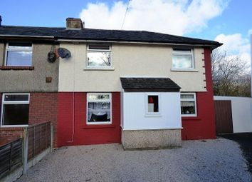 Thumbnail 2 bed semi-detached house for sale in Consiton Road, Lancaster