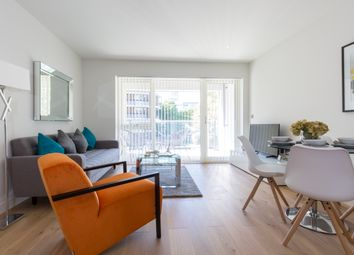 Thumbnail 1 bedroom flat for sale in Stewart Street, Tower Hamlets