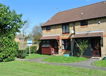 Thumbnail 1 bed property to rent in Rowhurst Avenue, Addlestone, Surrey