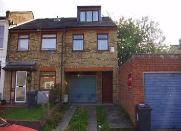 Thumbnail 1 bedroom maisonette to rent in Chestnut Avenue South, Walthamstow, London