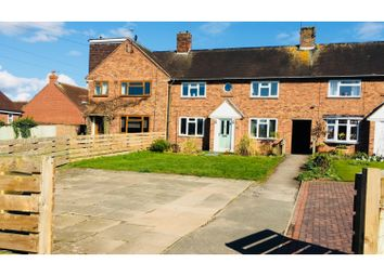 Thumbnail 3 bed terraced house for sale in Newport Road, Eccleshall