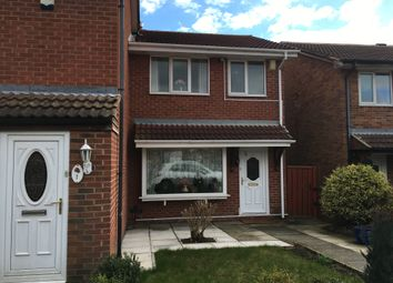 Thumbnail 3 bed semi-detached house for sale in Telford Drive, Darlington