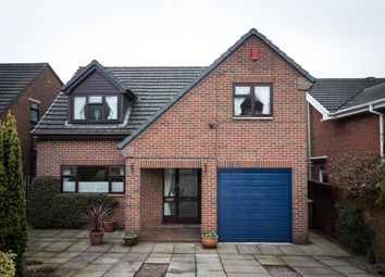 Thumbnail 4 bed detached house for sale in Nursery Avenue, Stockton Brook, Stoke-On-Trent