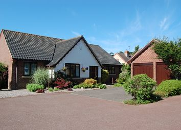 Thumbnail 3 bedroom detached bungalow for sale in Saxon Way, Melton, Woodbridge