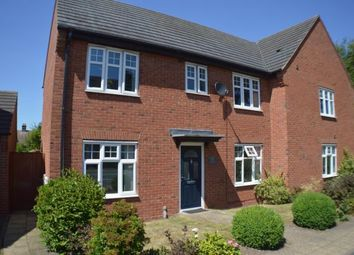 Thumbnail 3 bed semi-detached house for sale in Hardy Place, Off Trafalgar Way, Lichfield, Staffordshire