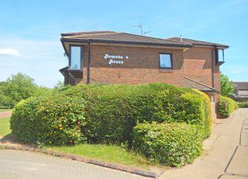 Thumbnail 1 bedroom flat for sale in Homenene House, Bushfield, Peterborough