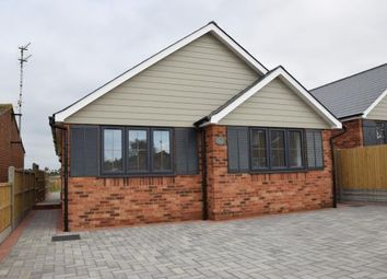Thumbnail 4 bed bungalow for sale in Imperial Avenue, Imperial Avenue, Minster-On-Sea, Sheerness