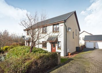Thumbnail 3 bed semi-detached house for sale in Roman Street, Dalkeith