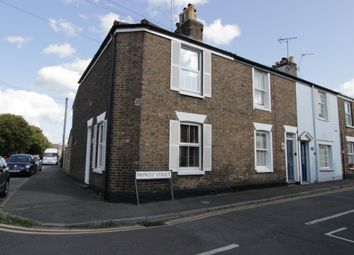 Thumbnail 2 bedroom end terrace house for sale in Princes Street, Deal
