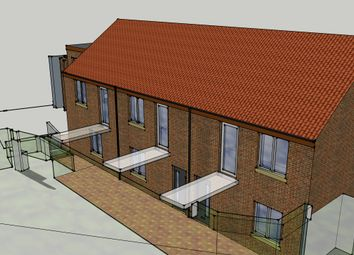2 bed end terrace house for sale in The Malthouse, Cockpit Hill, Cullompton EX15