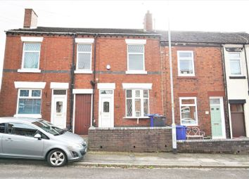 3 bed terraced house for sale in Apedale Road, Chesterton, Newcastle ST5