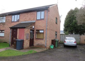 Thumbnail 2 bed property to rent in Merstone Close, Bilston