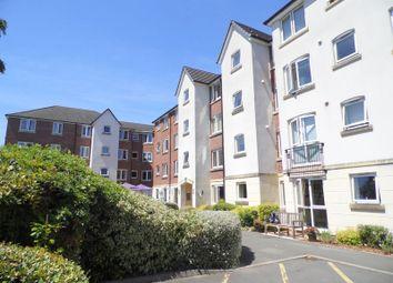 Thumbnail 1 bed flat for sale in Kingsley Court, Aldershot
