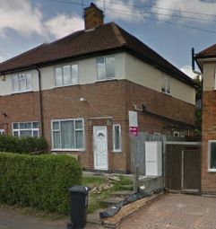 Thumbnail 3 bed semi-detached house to rent in Averil Road, Leicester