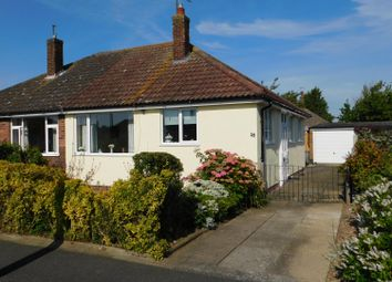 Thumbnail 2 bed semi-detached bungalow for sale in Forsyth Crescent, Skegness, Lincs