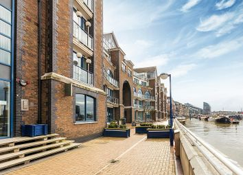 Thumbnail 2 bed flat for sale in Molasses House, London
